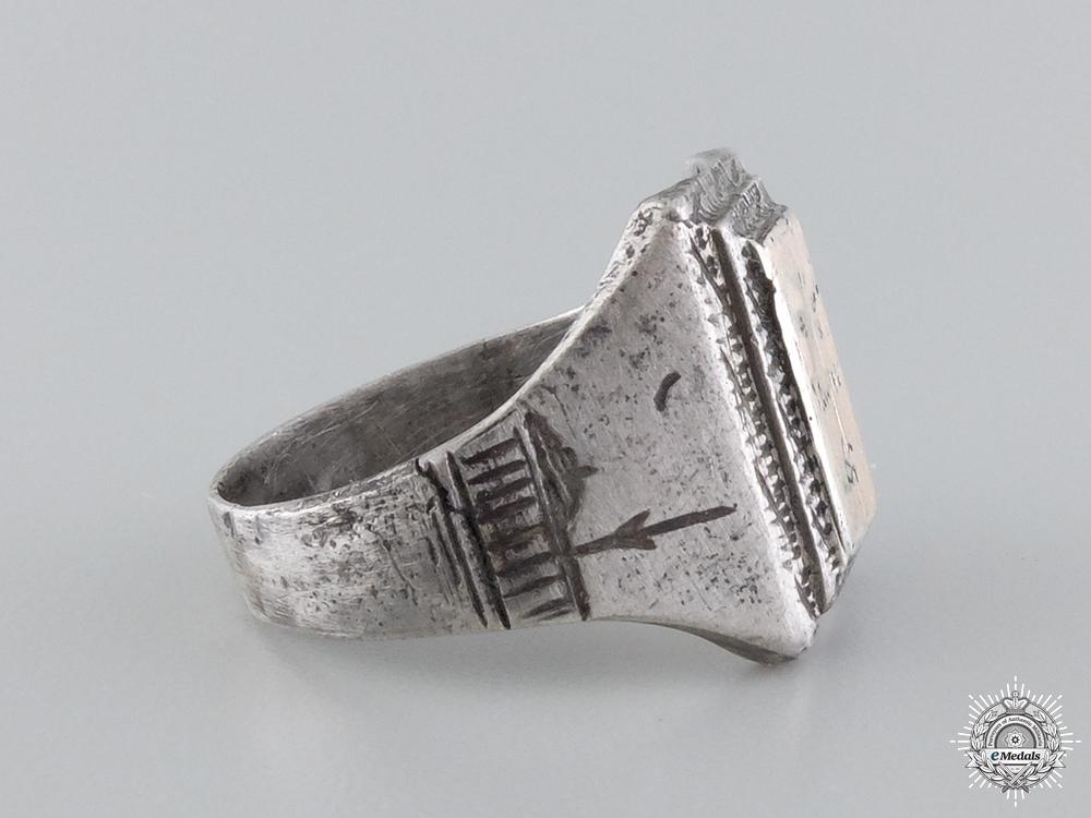 A 1941 German Afrika Korps Ring