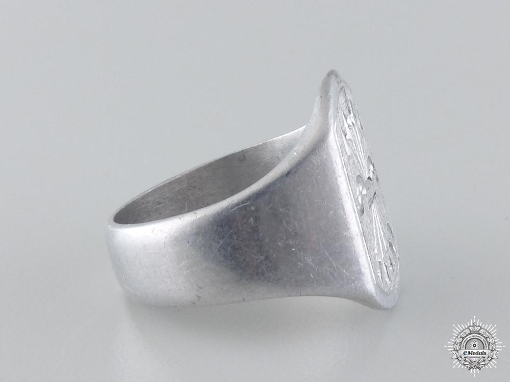 A Spanish Civil War Falange Ring