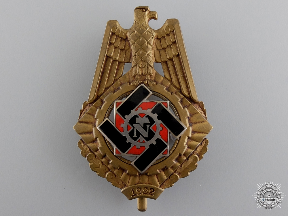 A Technical Emergency Service Honor Badge by Karl Hensler