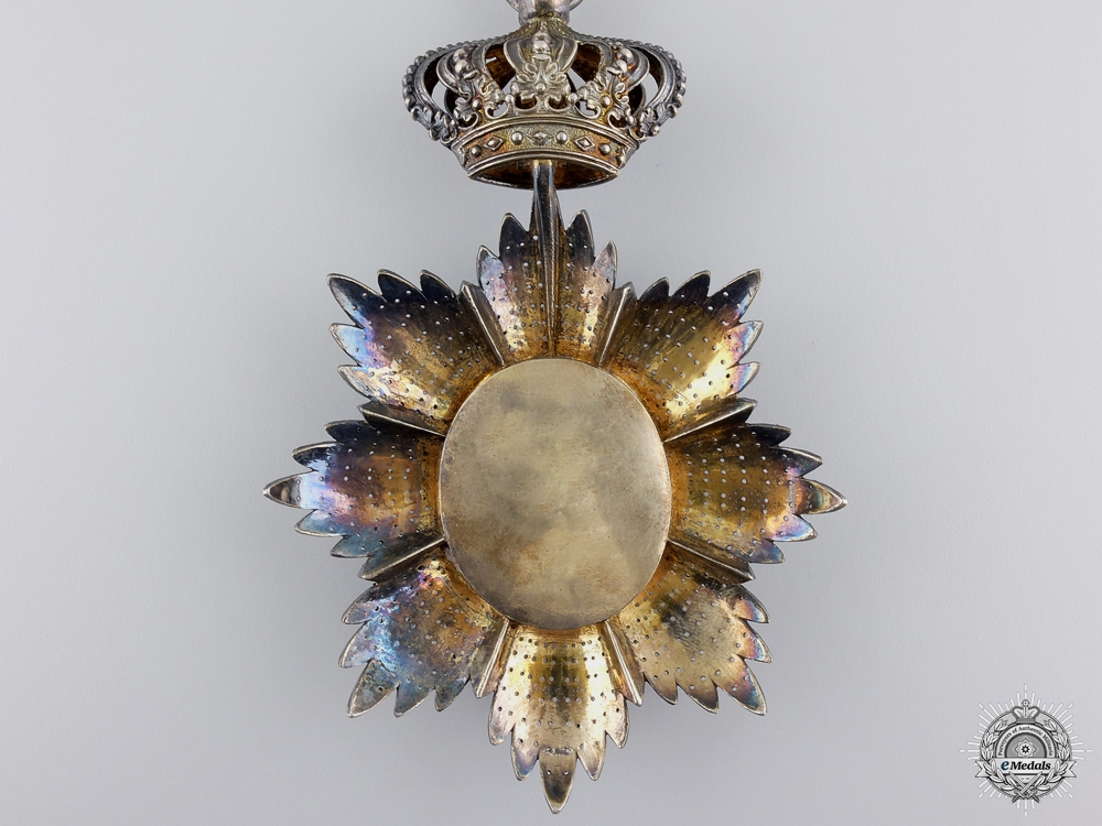 The Order of Cambodia; Commander's Neck Badge