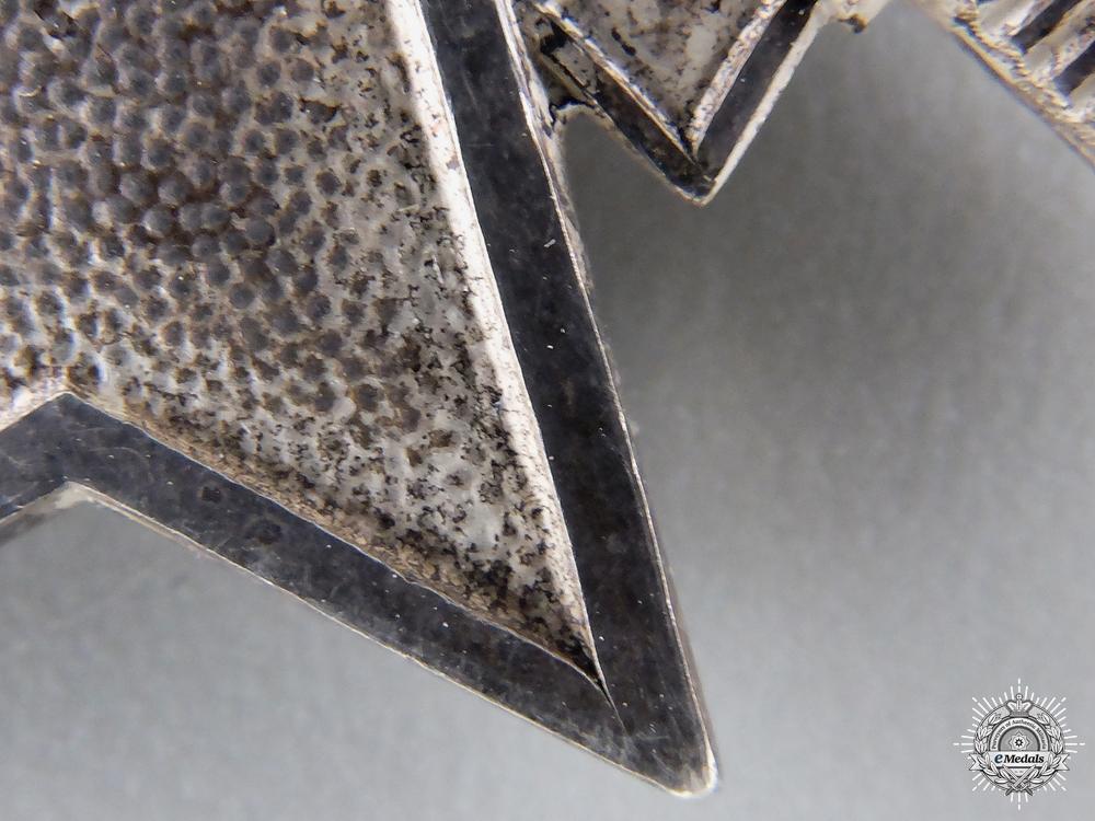 A Knight's Cross of the War Merit Cross with Swords by Deschler