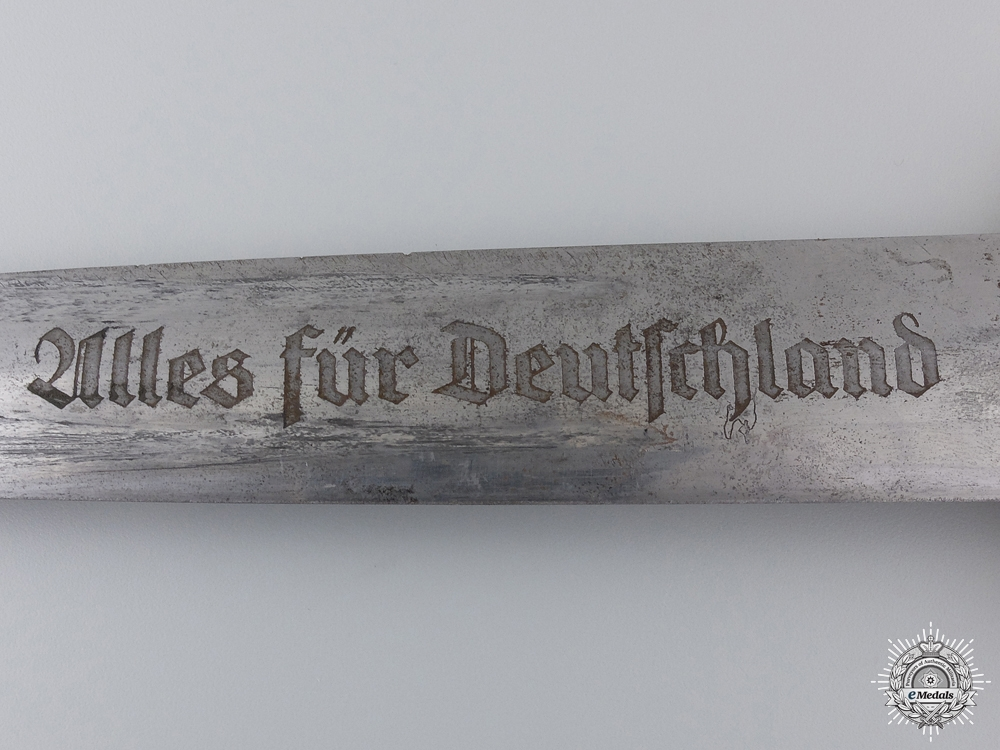 An SA Dagger by Gebruder Christians Solingen-Nord