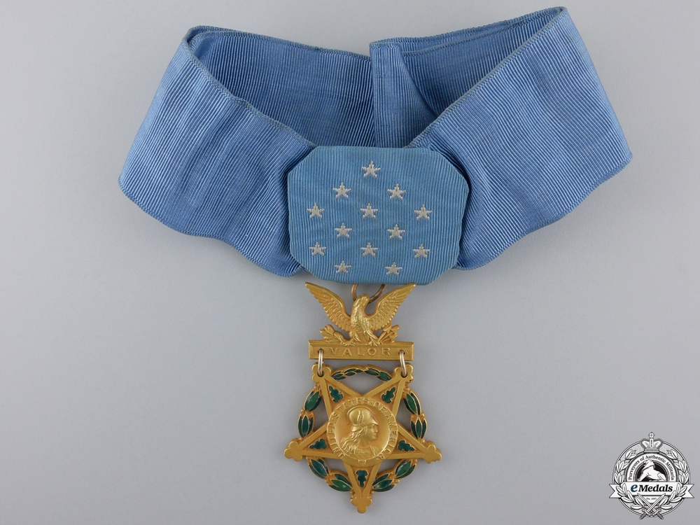 An American Army Medal of Honor by H.L.P. N.Y. Co