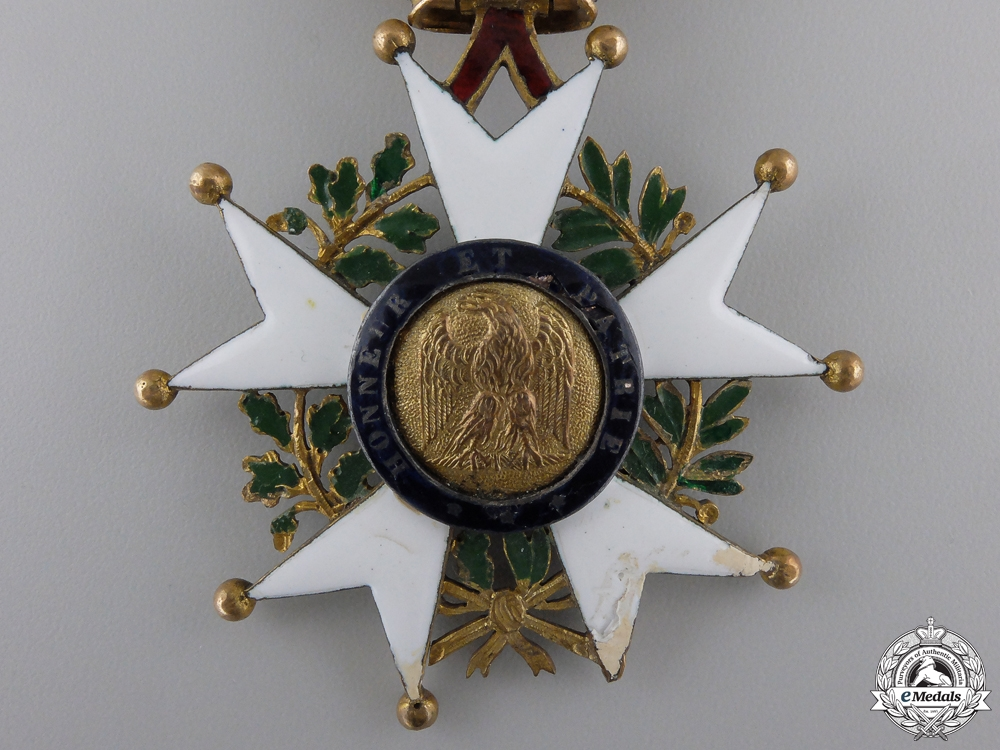 A French Legion D'Honneur; La Presidence Commander c.1851