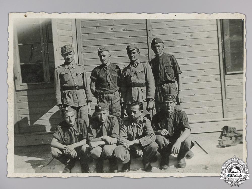 Two Second War Ustasha Photos
