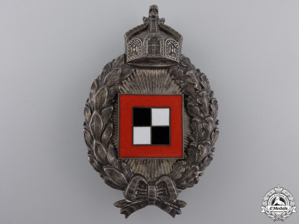 A Prussian First War Observer's Badge by C.E. Juncker