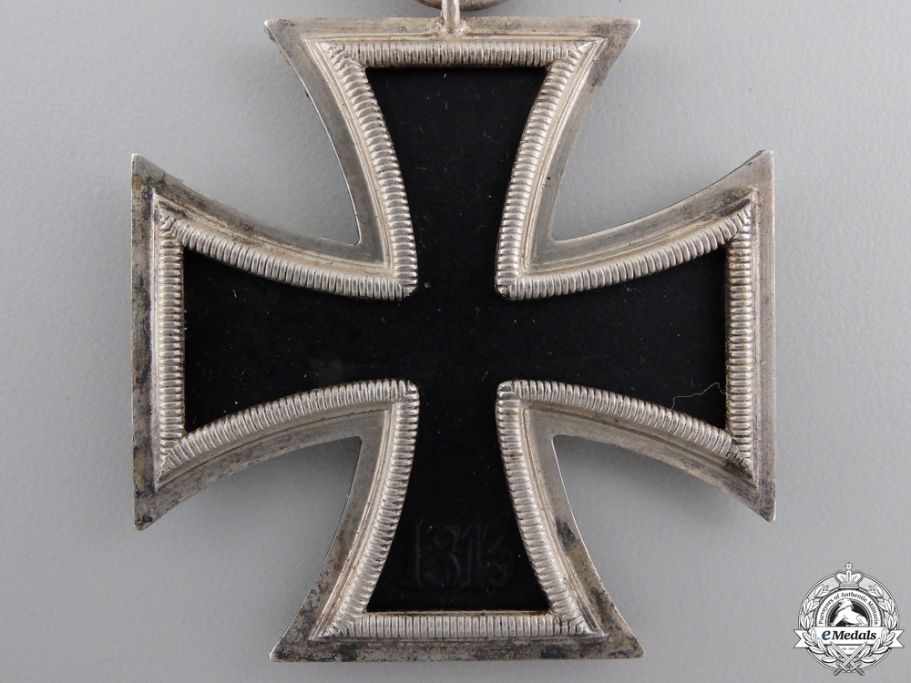 An Iron Cross Second Class 1939 by Klein and Quenzer