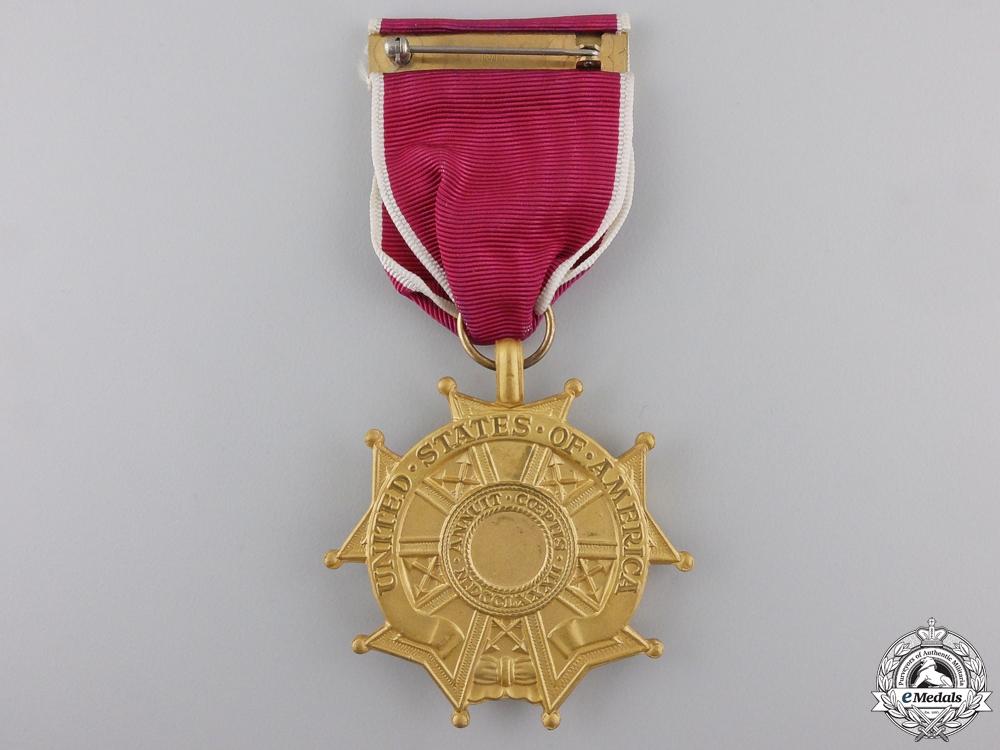 An American Legion of Merit; Officer's Breast Badge