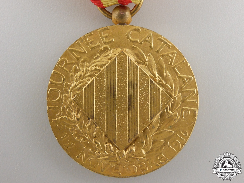 "A First War Spanish Volunteer's ""Joffre"" Medal"