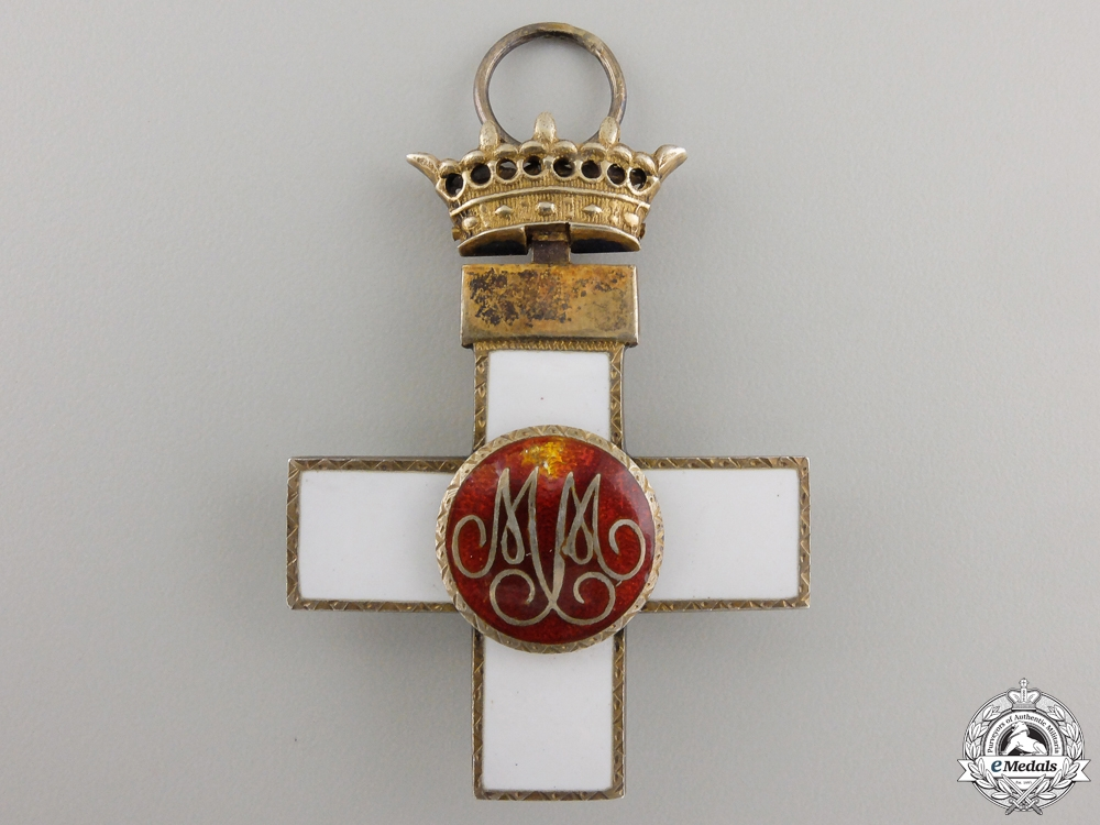 A Franco Period Spanish Order of Military Merit; Grand Cross
