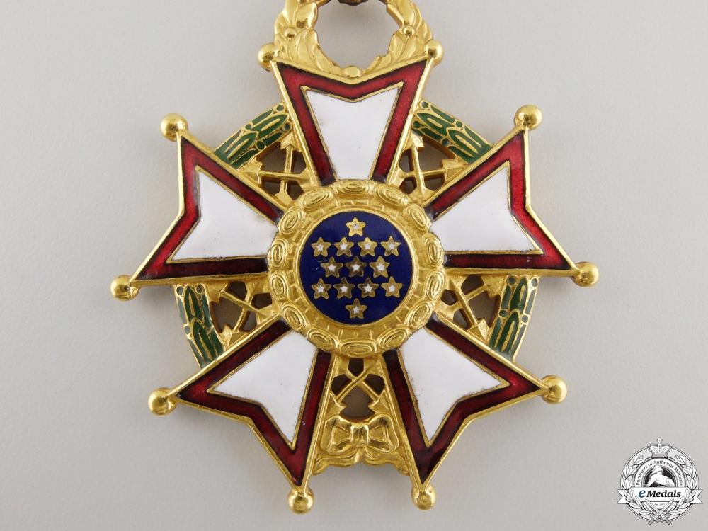 An American Legion of Merit to Turkish General Mehmet Ali Keskiner