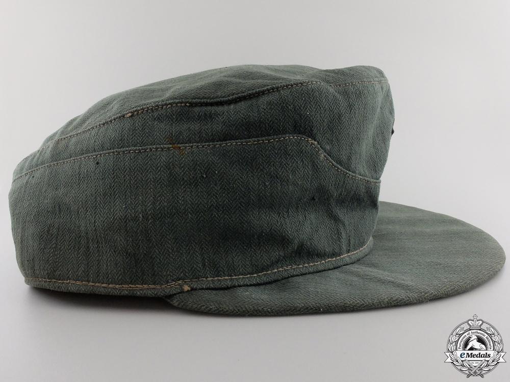 An RAD (Reichsarbeitsdienst) Summer Cap; 1942 Pattern