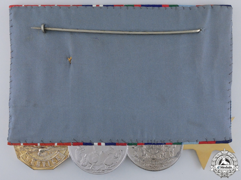 A second war force decoration medal bar to the royal for Air force decoration