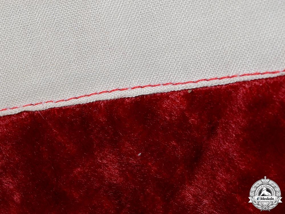 A Velvet NSDAP High Office Flag