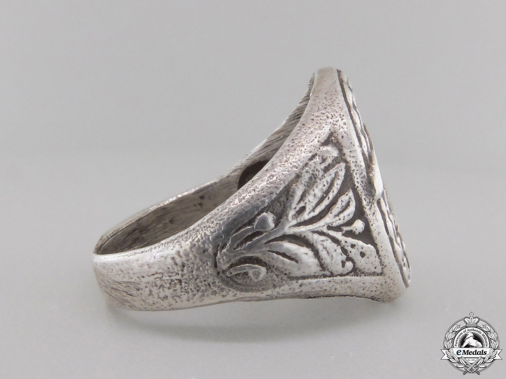 A Luftwaffe Observer's Ring