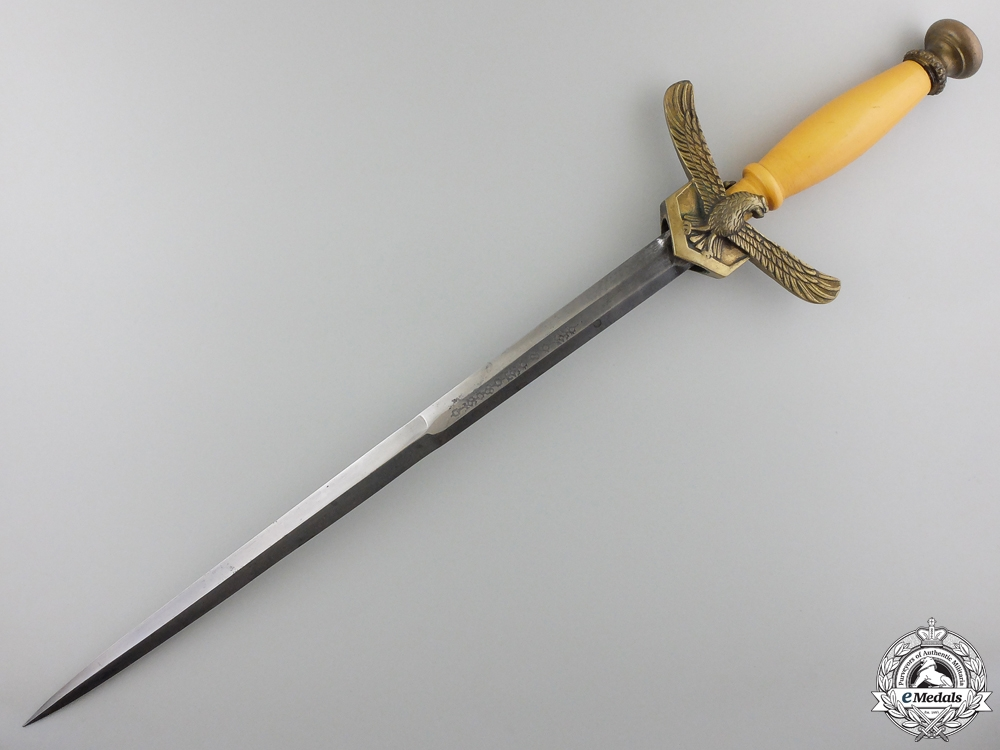 A South African M1965 Air Force Non-Commissioned Officer's Dress Dagger