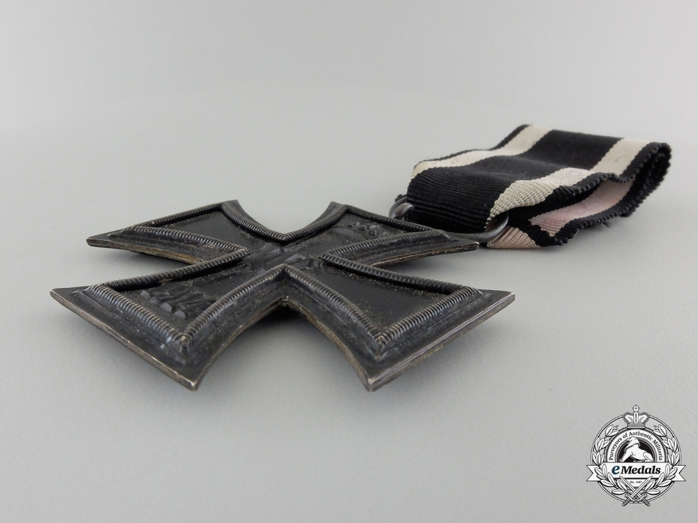 An Iron Cross Second Class 1914 by Godet