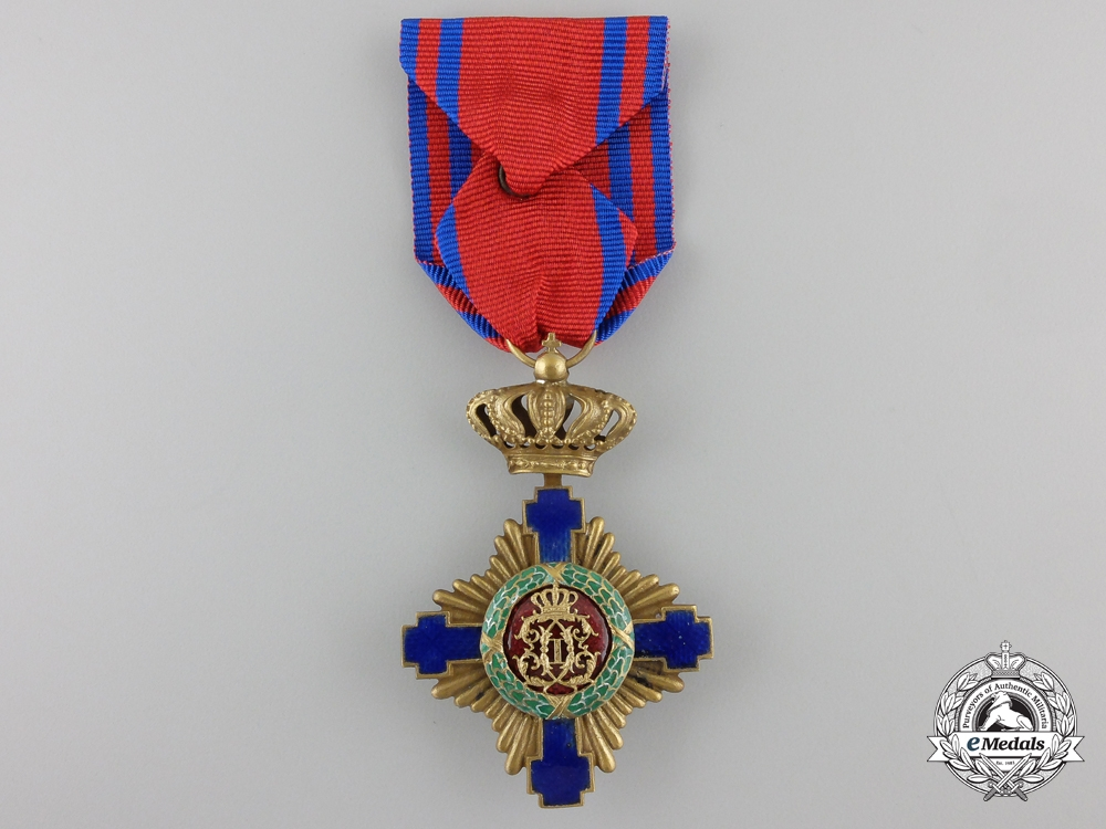 An Order of the Romanian Star; Civil Division Knight