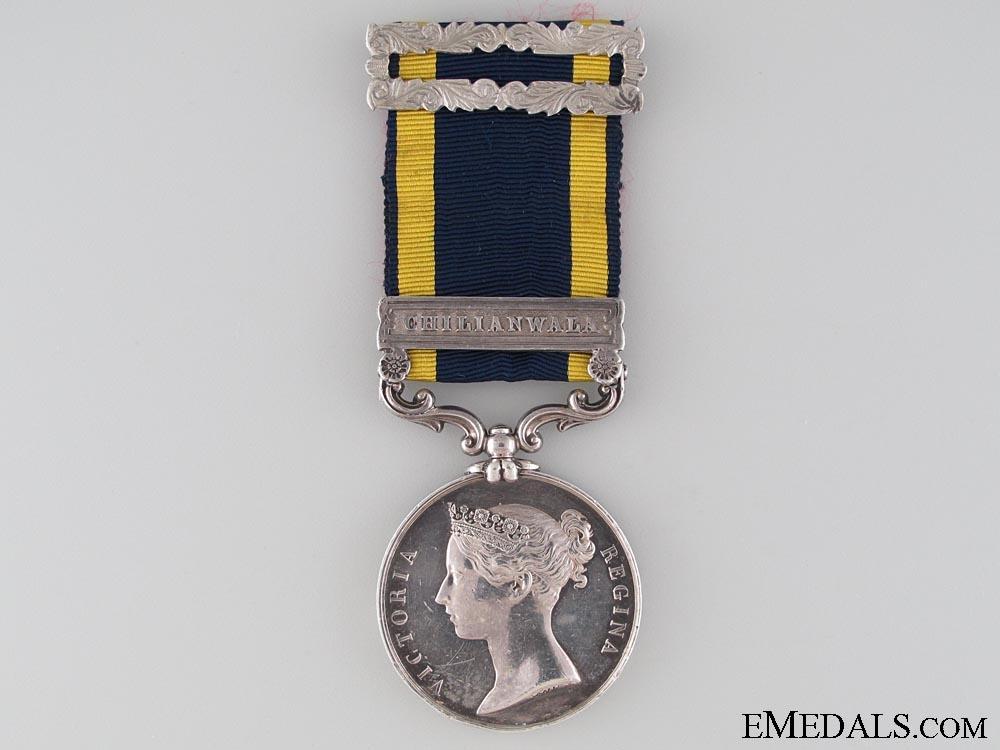 Punjab Medal 1848-49; KIA at Chillianwala