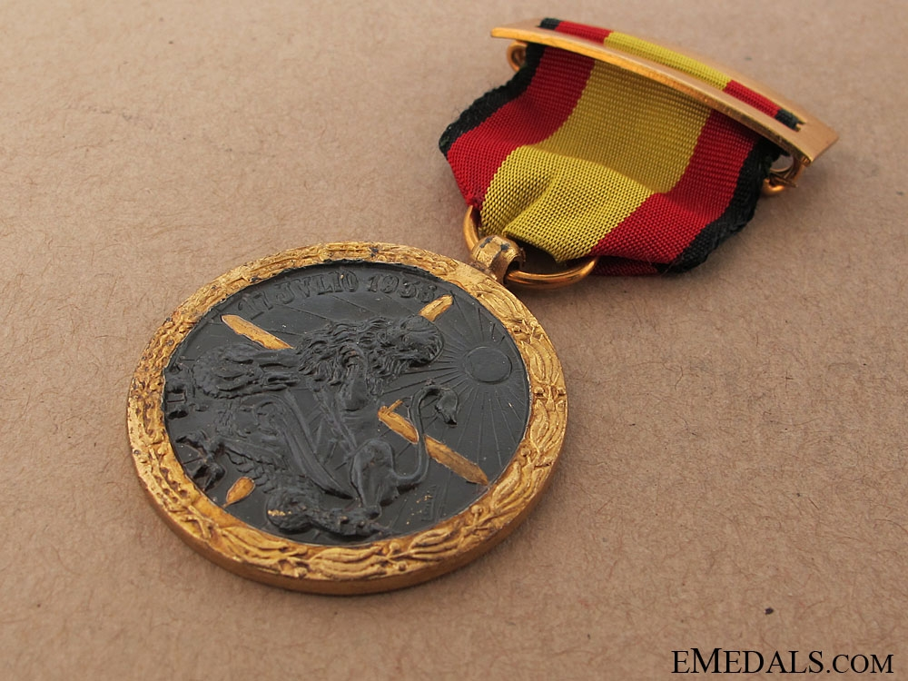 Medal for the Campaign of 1936-1939