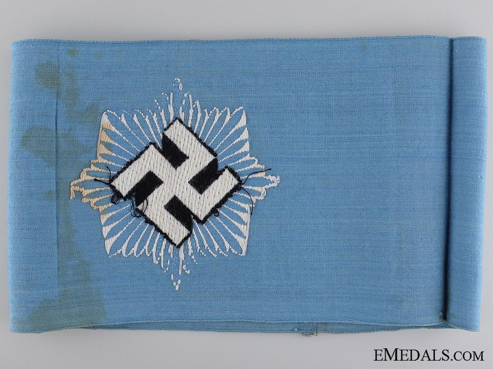 AN RLB (Reichsluftschutzbund) Armband