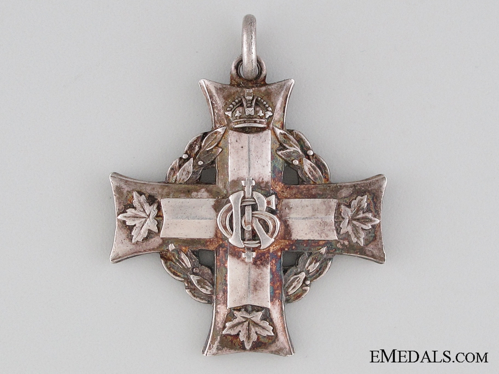 A WWI Memorial Cross to the 2nd Battalion