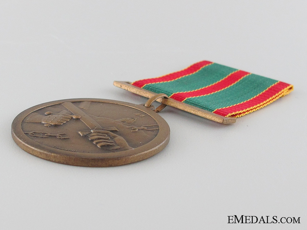 Lithuanian Medal of the Volunteer Founders of the Army
