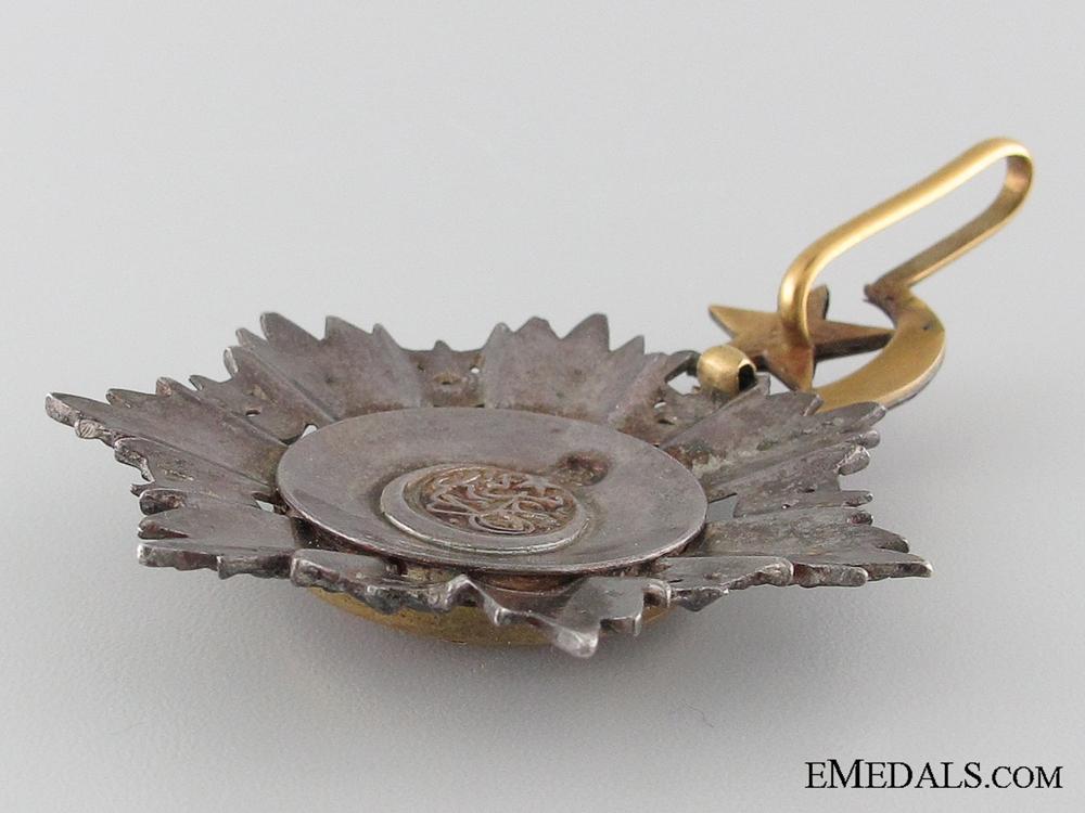 The Order of Medjidie (Mecidiye); 3rd Class