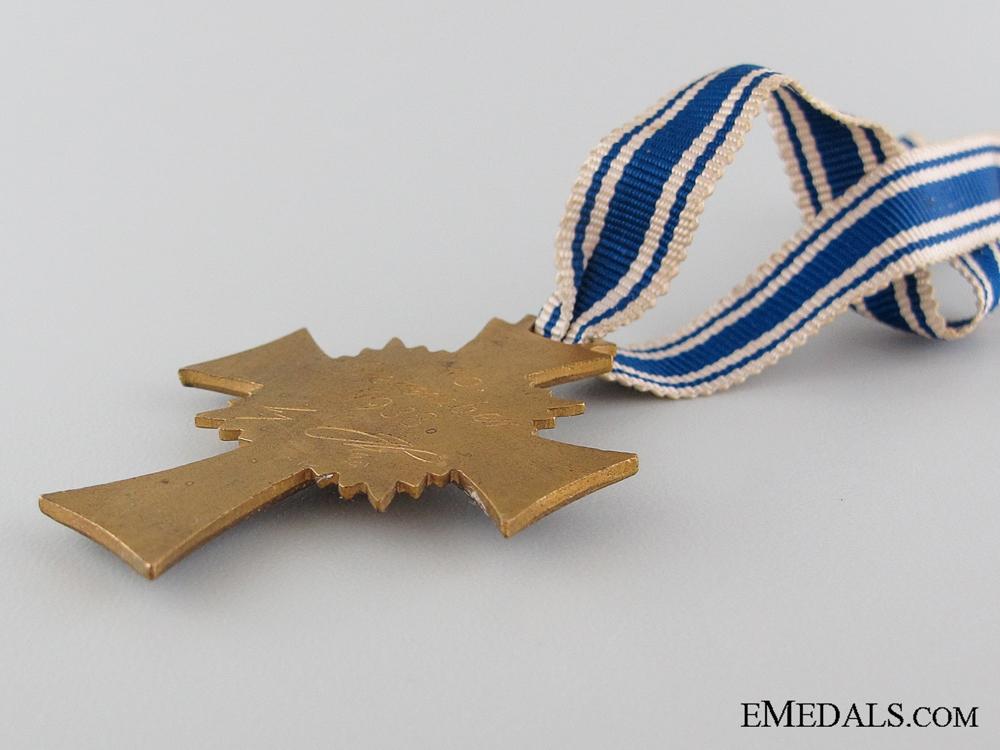 Mother's Cross; Gold Grade