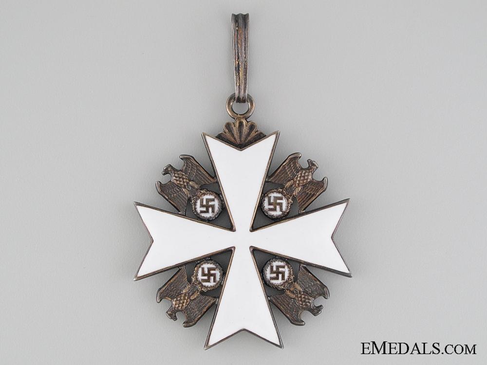 A Commander's German Eagle Order by Godet