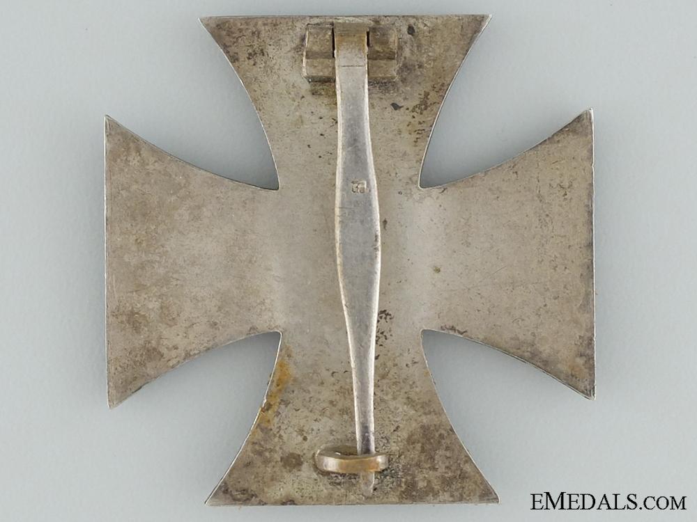 Iron Cross First Class 1939 by Steinhauer & Lück