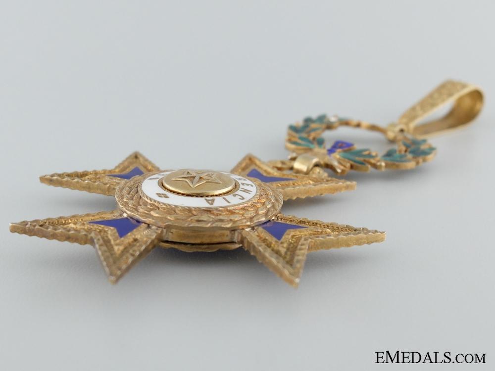 A Portuguese Order of Merit;p Commander