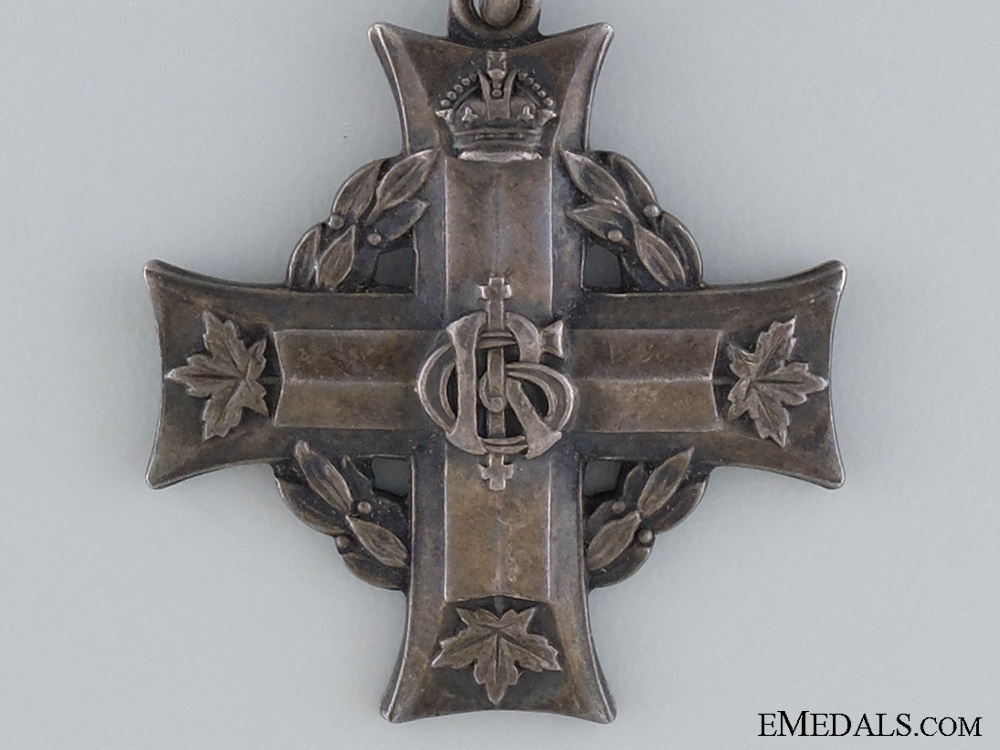 Memorial Cross to Joseph Hackett, 1st Infantry Battalion, M.M. for Operations at Vimy