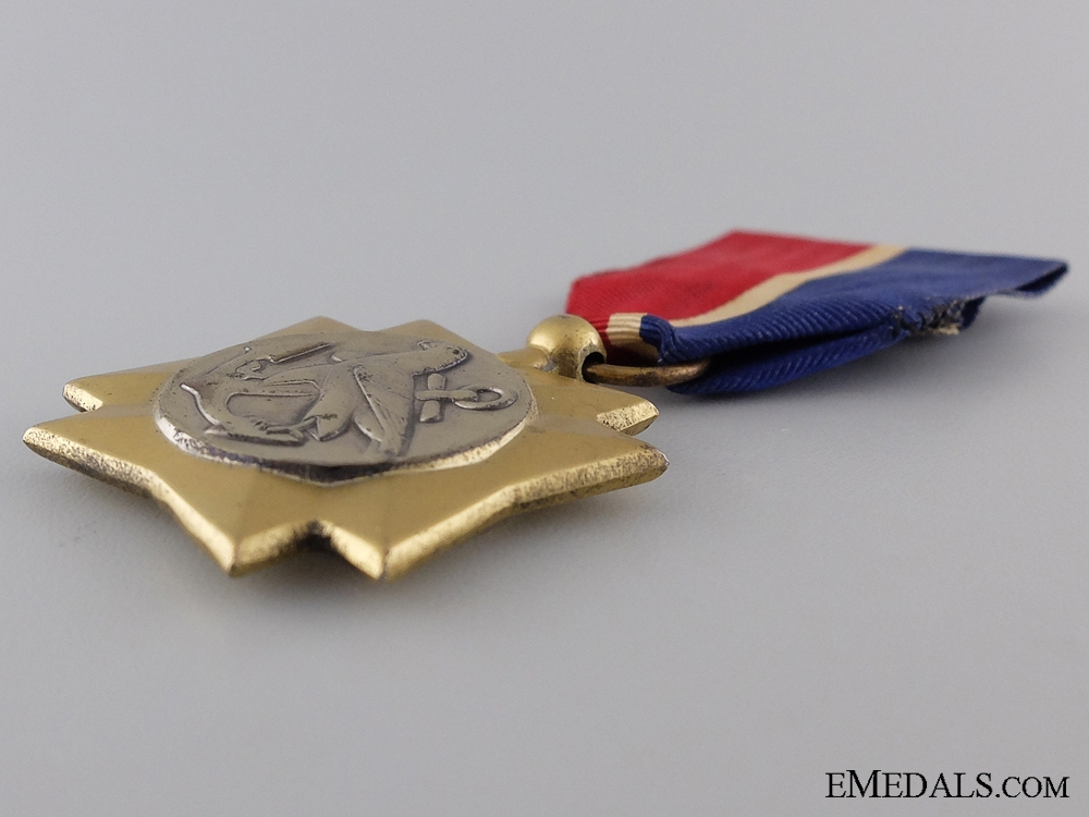 An American WWII Merchant Marine Mariner's Medal