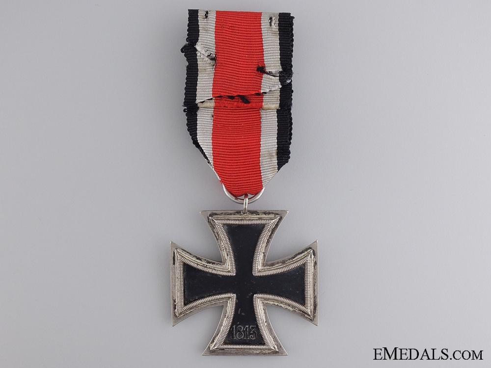 A Second War Iron Cross 2nd Class 1939 with Packet