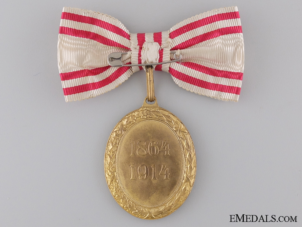 Honour Decoration of the Red Cross; Merit Medal 1864-1914