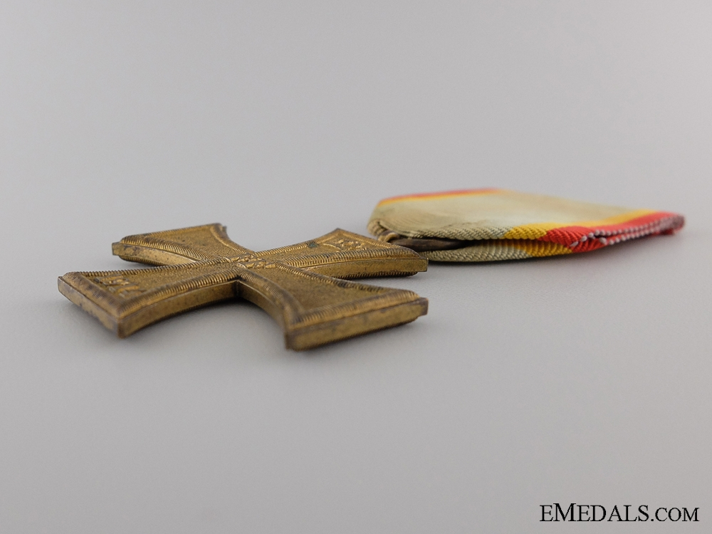 A 1914 Mecklenburg-Schwerin Military Merit Cross