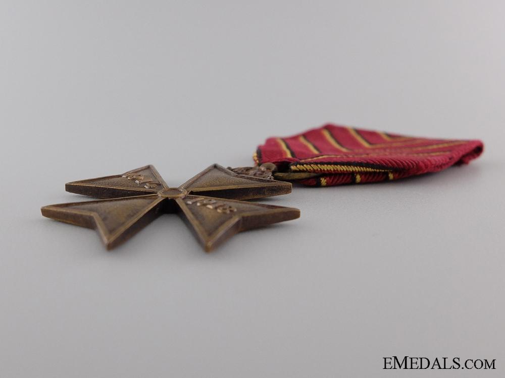 A Belgian Deportees' Cross 1914-1918