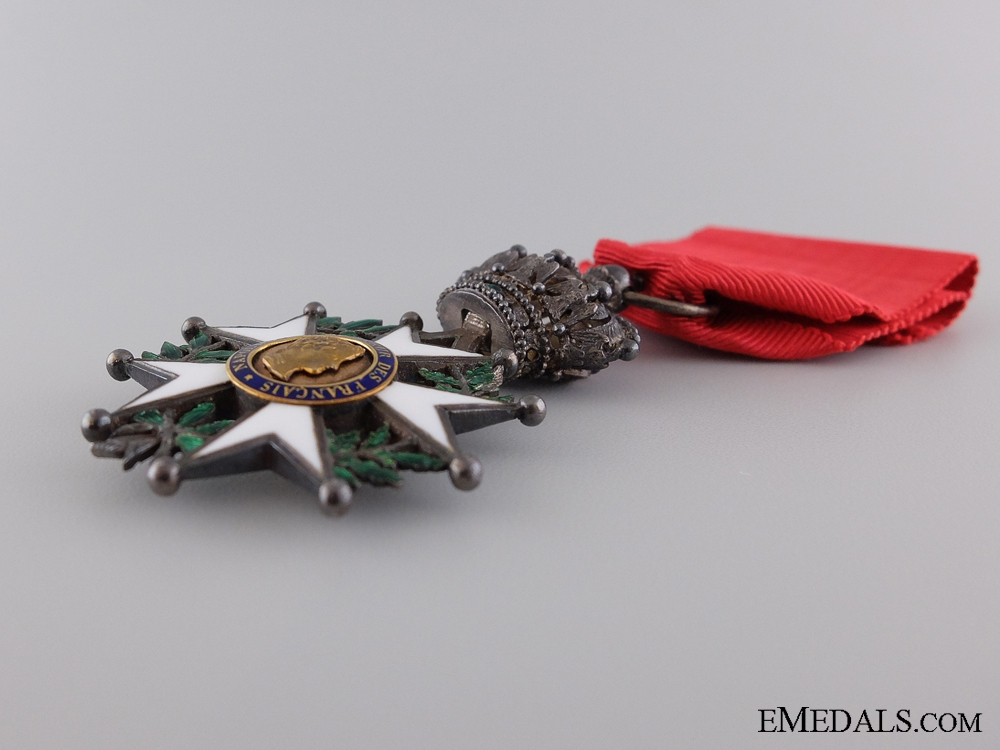 "A French Legion D'Honneur; Knight; ""Cent Gardes"" Version"