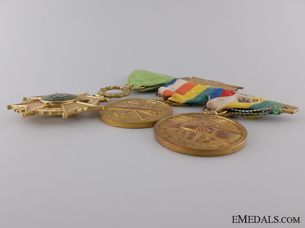 A Cuban Group of Three Awards