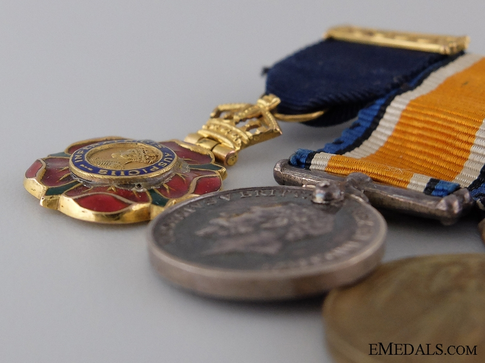 A Period Gold Order of the Indian Empire Miniature Group
