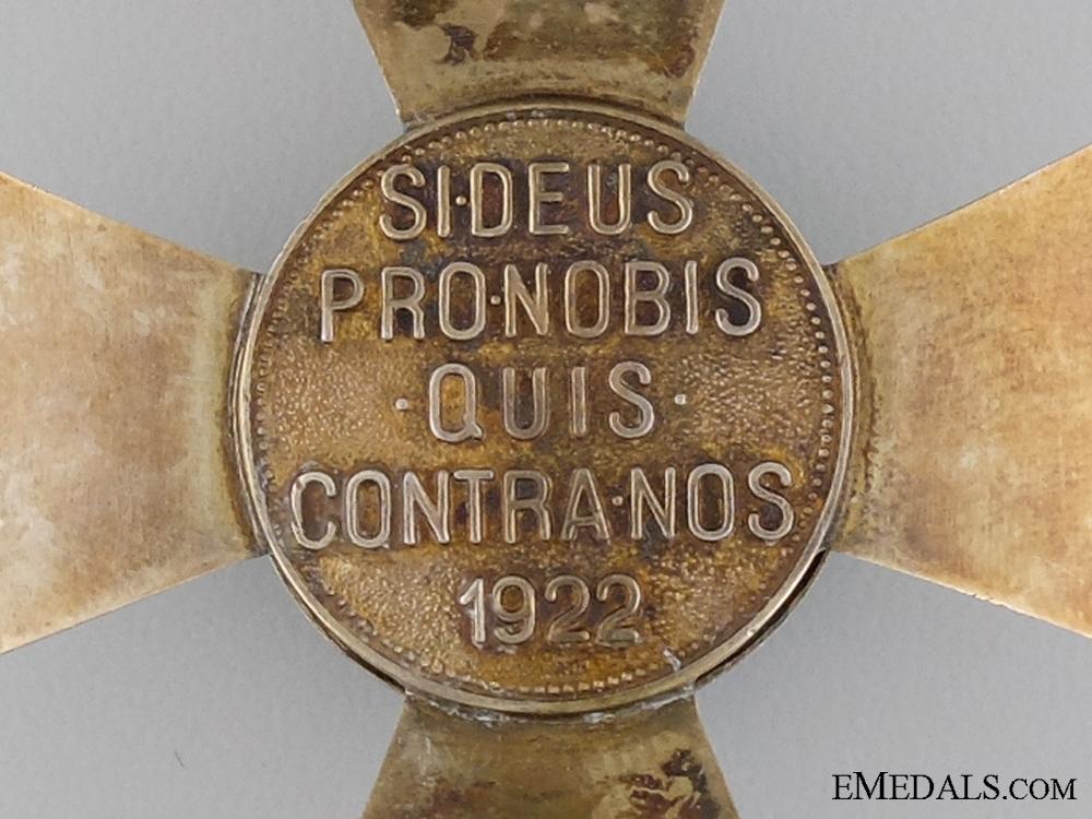 "A Hungarian Order of Merit; Officer""¢¯s Cross"