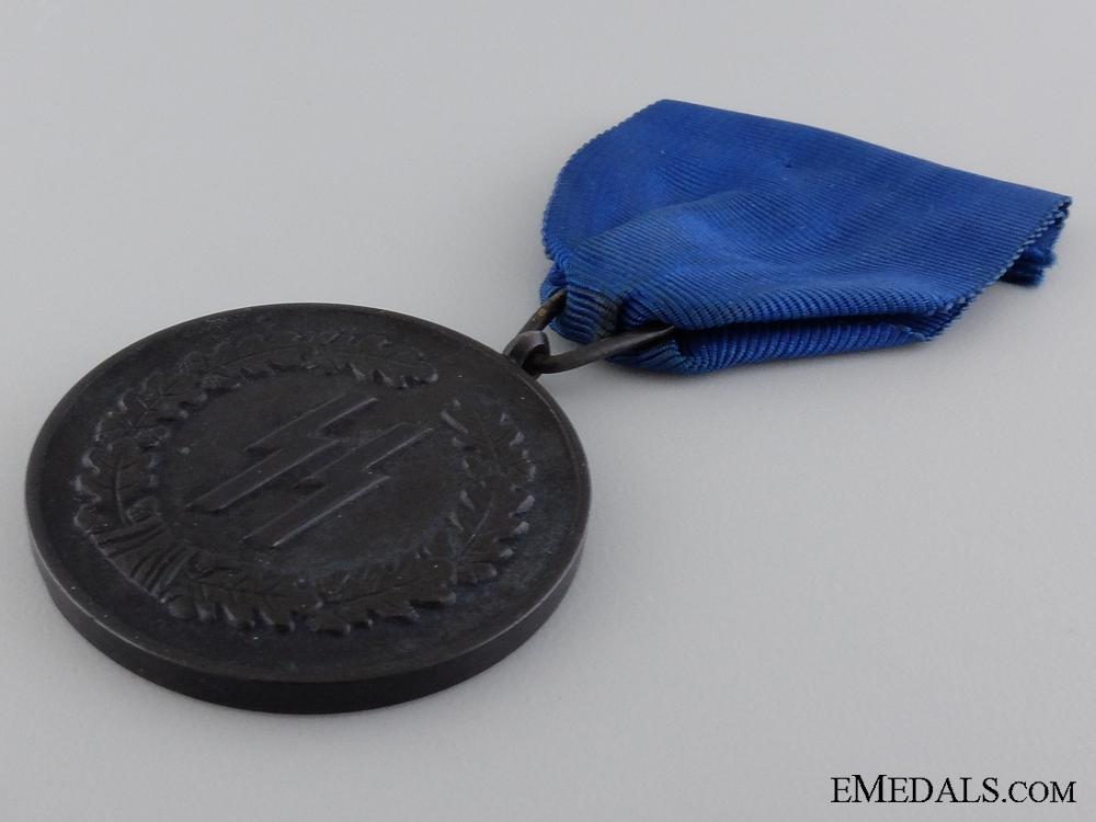 An SS Long Service Award; Fourth Class