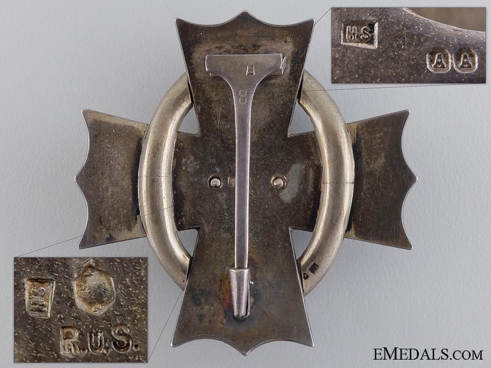 War Cross for Civil Merit; Third Class