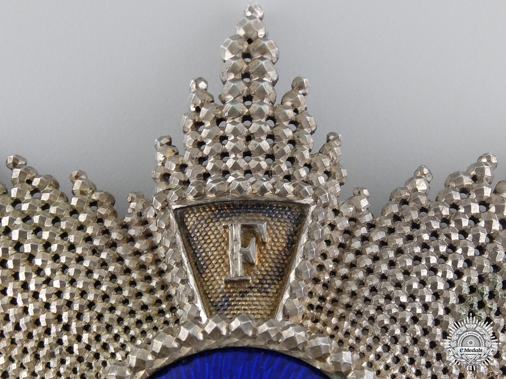 A Royal Bavarian Merit Merit Order of St. Michael; Grand Cross Star