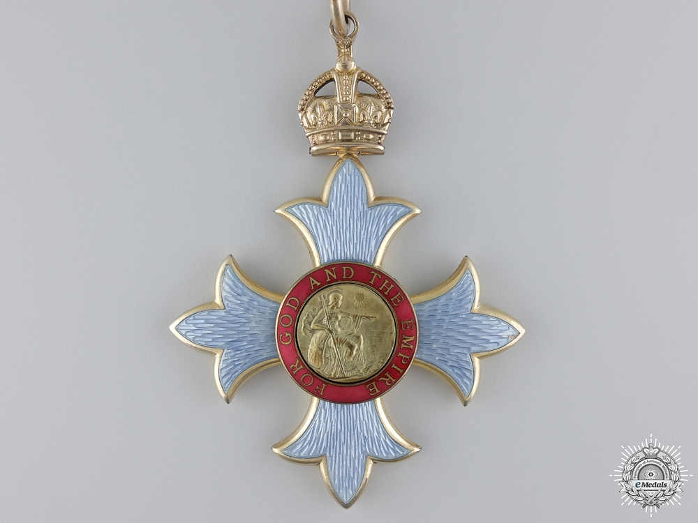An Order of the British Empire CBE; First Type
