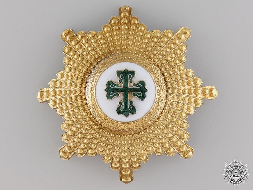 A Portuguese Military Order of Aviz; Grand Officer