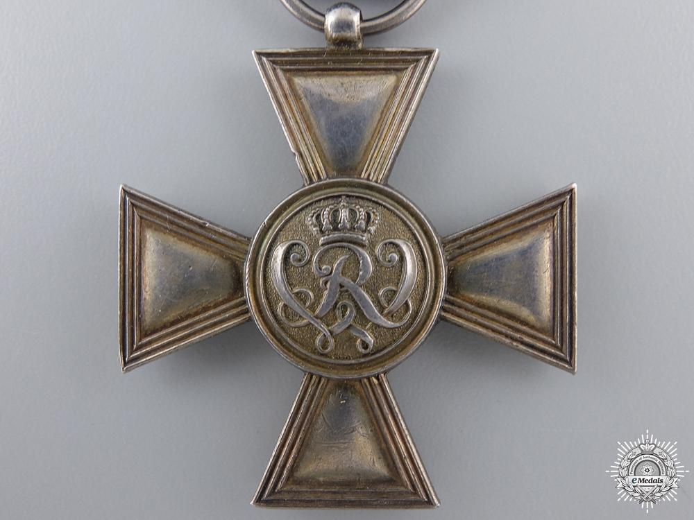 A Prussian Golden Military Merit Cross
