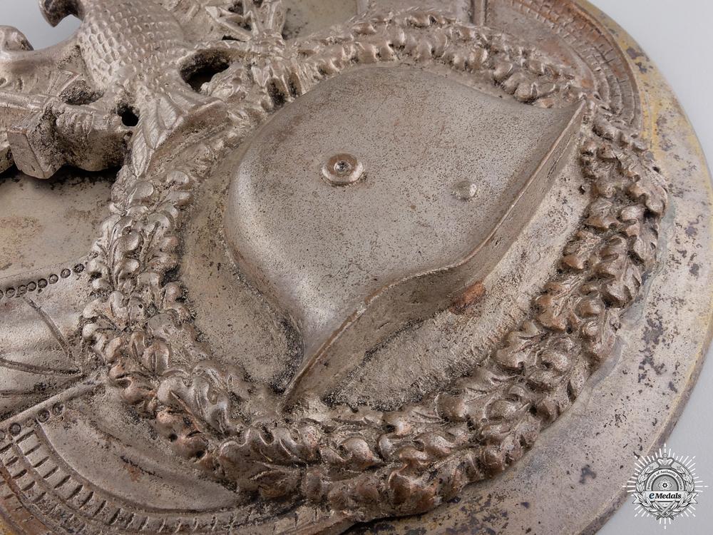 A Stahlhelm Standard Bearer's Gorget