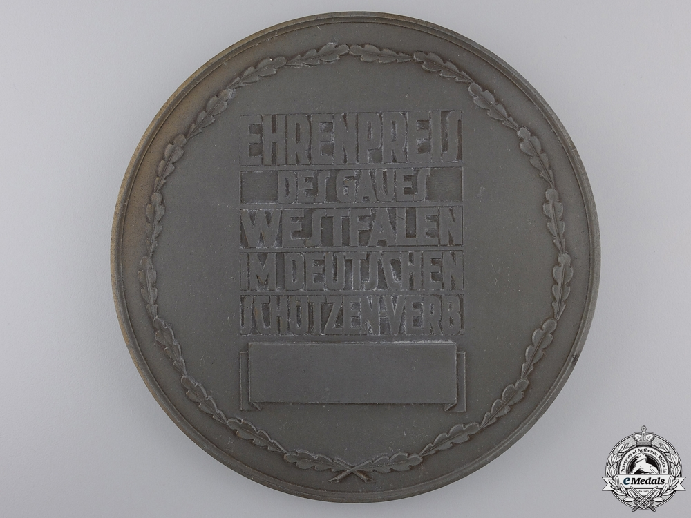 An NRSL/German Shooting Association Award with Case